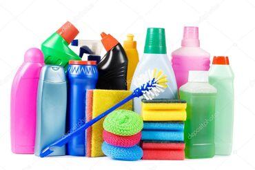 Доставка на дом мыломоющих средств