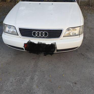 Транспорт - Каракол: Audi A6 2.5 л. 1995