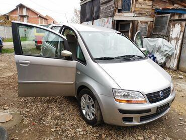 Aro spartana 1 2 mt - Srbija: Fiat Idea 1.9 l. 2005 | 90000 km