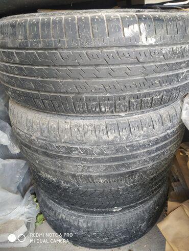 шини 17 60 в Кыргызстан: 225/60/17 на Хайландер,на RX