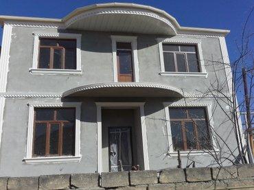 Xırdalan şəhərində Xirdalan soltan sad/sarayi arxasi 5ot kupçali 2 mərtəbəli ev ,