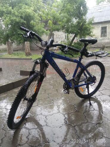 Продам легендарный велосипед Kona hoss .вилка 17- алюминий шины