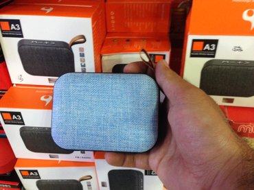 Bakı şəhərində Bluetooth mini dinamik kalonka. flas kart gedir. istifadecinin diger