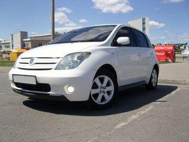 toyota lexcen в Кыргызстан: Toyota ist 2003