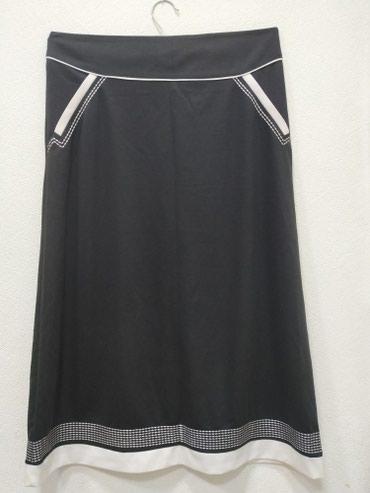 Продаю новую юбку. размер 50. цена окончательная в Бишкек