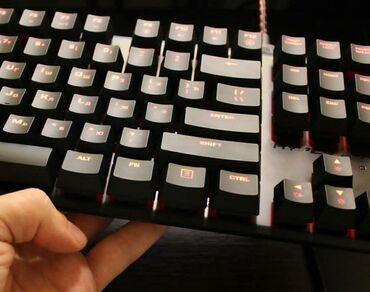 Срочно! Срочно ! Клавиатуру продаю!Клавиатура haiperx alloy fps pro