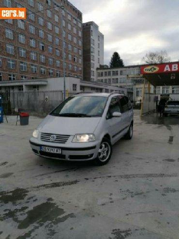 Οχήματα σε Ελλαδα: Volkswagen Sharan 2001