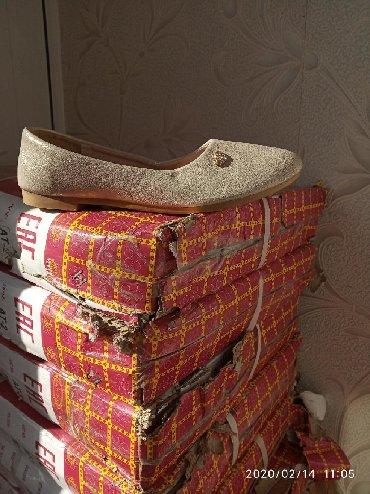 tufli zhenskij cvet в Кыргызстан: Роспрадажа!!! обувь!!! балетки женские!!! не  маломерят, фабричные р