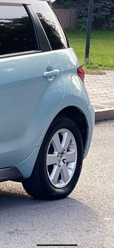 тойота калдина цена в бишкеке in Кыргызстан   АВТОЗАПЧАСТИ: Продаю диски от Тойота Ист родные R 15 от 1.5 В отличном состоянииБЕЗ