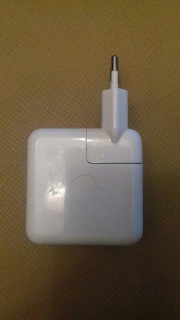 Bakı şəhərində Appal oriqinal adaptoru usb kabeli yoxdur 5v-1a