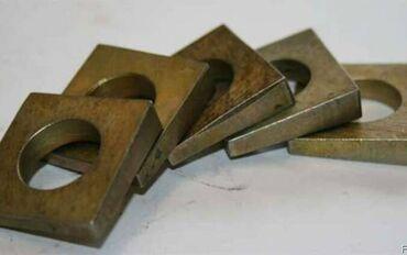 Плита анкерная ГОСТ 24379.1-80 производится из высокопрочной стали