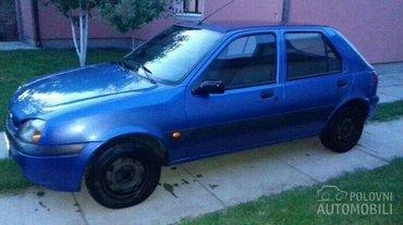 Ford Fiesta 2000 - Borca