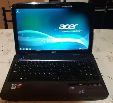 Acer Aspire 5536G, Super stanje i fizicko i funkcionalno. Poseduje 4gb