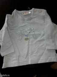 Bluzica za devojcice. Kupljena u grckoj. Velicina 62. Nova - Cacak