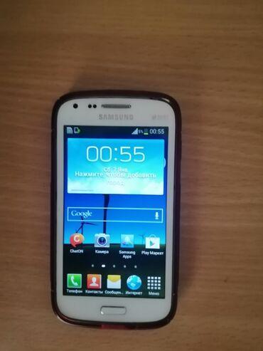 Samsung gt s wave - Кыргызстан: Самсунг GT-I8262, память 4г двух симачный, один слот для симки не рабо