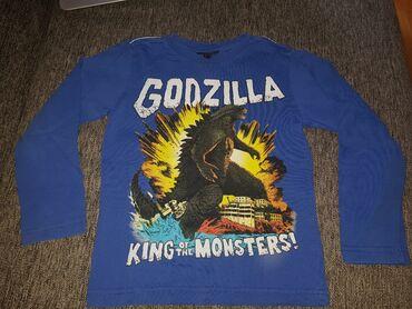 Godzilla majica Ovs velicina 104