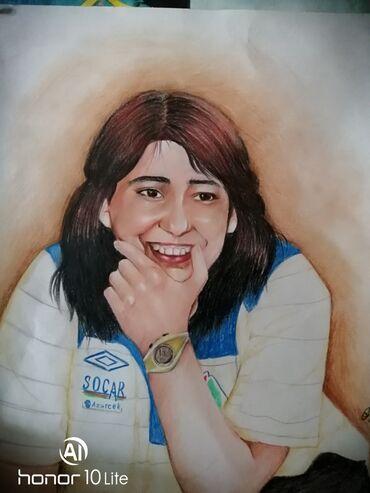 portret - Azərbaycan: Portret sifarisi qebul edilir 25 az dən baslayir