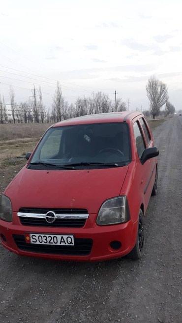 Opel Agila 2004 в Бишкек