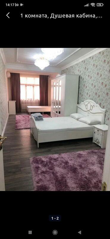 ������������ 1 ������ ���� �� �������������� in Кыргызстан | ПОСУТОЧНАЯ АРЕНДА КВАРТИР: 1 комната, Душевая кабина, Постельное белье, Кондиционер, Без животных