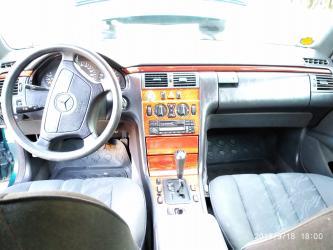 Mercedes-Benz Mingəçevirda: Mercedes-Benz E 230 2 l. 1997 | 334000 km