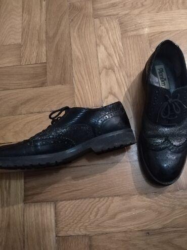 Oksfordice | Srbija: Kozne cipele Planika