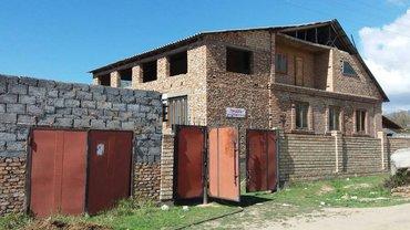 продается недостроенный дом в городе чолпон-ата, иссык-кульская област в Чоплон-Ате
