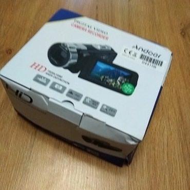 видеокамера hdv в Азербайджан: Andoer HDV-312P el kameralariToylarinizi,nisanlarinizi,ad gunlerinizi