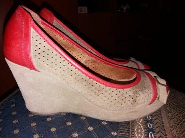 Ženske kožne cipele broj 37 - Subotica