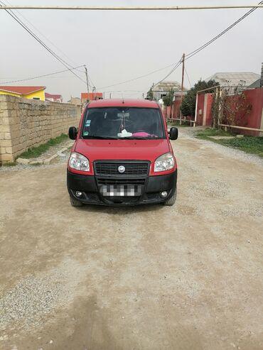Fiat - Azərbaycan: Fiat Doblo 1.9 l. 2006 | 196646 km