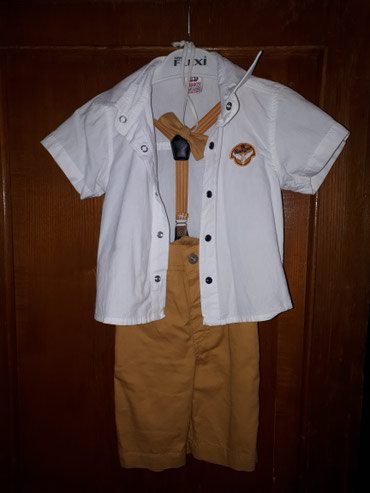 Детский костюм. Покупала на годик. в Бишкек