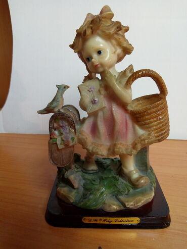 D .WPolly collection figurna  odlicno stanjevisina oko 16 cm