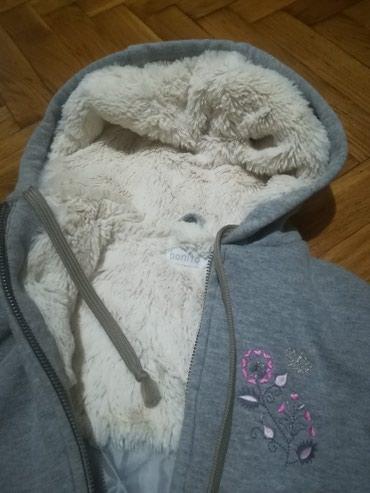 Dečja zimska jakna broj110 u odličnom stanju! Kupljena u - Novi Sad