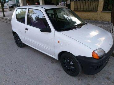 Fiat Seicento 0.9 l. 1999 | 136400 km