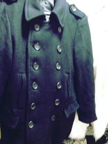 новое пальто кашемир натуральный с Германи 46 размер в Бишкек