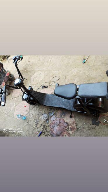Продаю электро скутер реальным клиентам уступлю находится в токмоке