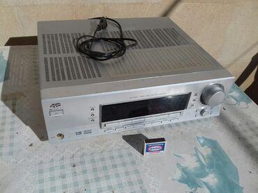 Original yapon Sesqüclendirici jvc super stereo effect yaradır. Fm