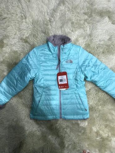 Продается детская новая куртка The North в Бишкек