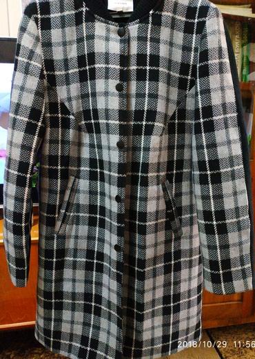 Пальто фирмы Koton, состояние идеальное,одевала один раз. в Бишкек