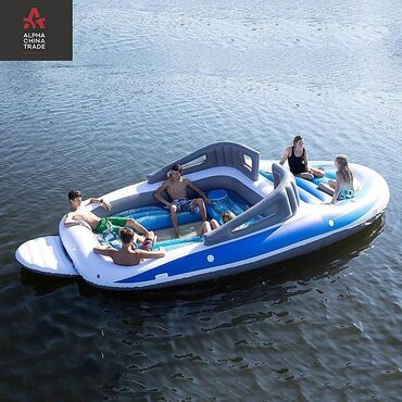 Водный транспорт - Кыргызстан: Надувная лодка Eco-friendly.Доставка товара по всему КыргызстануТовар