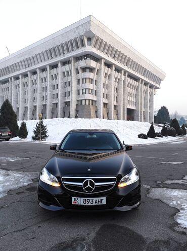 продажа терминалов в Кыргызстан: Mercedes-Benz E 200 2 л. 2015 | 136000 км