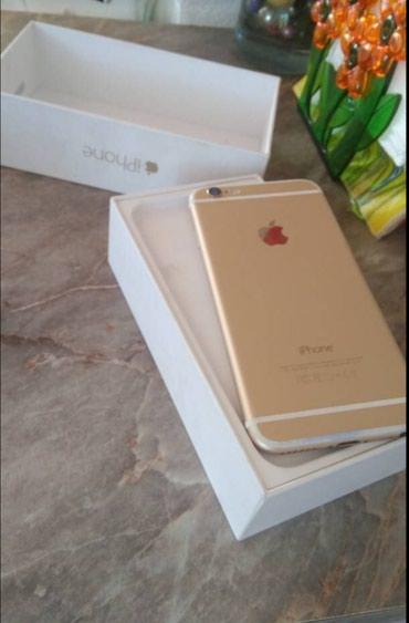 IPhone 6 16 gb gold из США привезен полный комплект в Бишкек