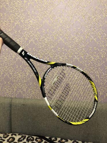 Проф. теннисная ракетка. Торг уместен