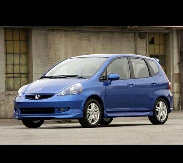 бишкек машины в рассрочку в Кыргызстан: Honda Fit 2005