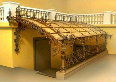 художественная ковка, металлоконструкции, недорого! в Кант