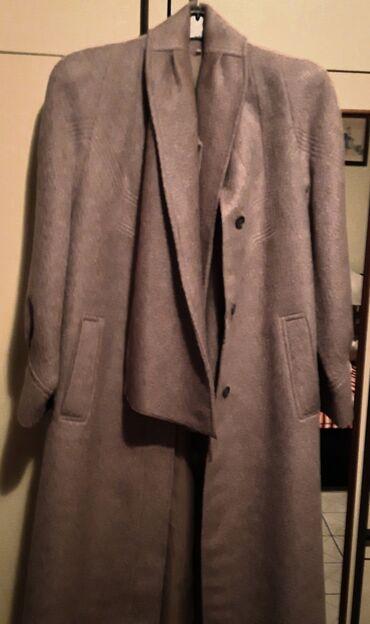 Ženski kaputi - Srbija: Damski KAPUT (moher, vuna) SNIŽENO!! Duži ženski kaput, modernog