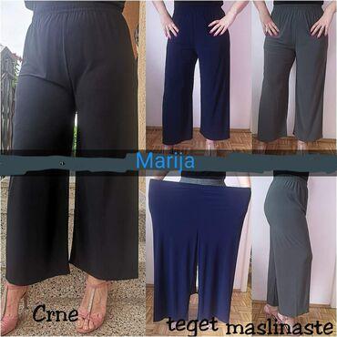 Svecane pantalone - Srbija: Svecane pantalone 2 xl 3 xl 4 xl 5 xl