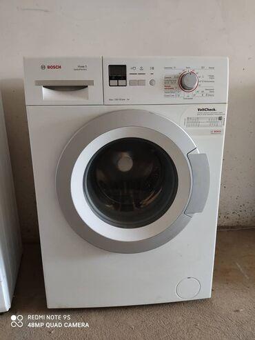 б у стиральная в Кыргызстан: Автоматическая Стиральная Машина Bosch 5 кг