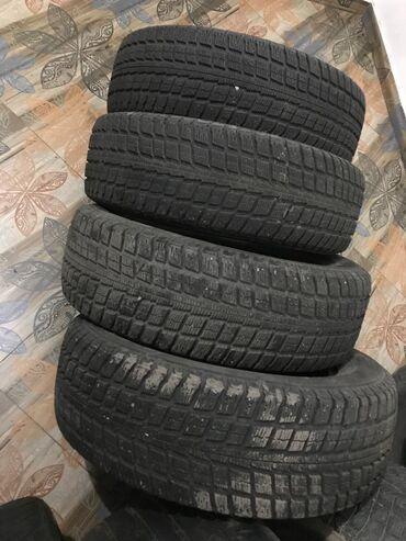 225 65 17 зимние шины в Кыргызстан: Продаю шины 225/65/17 (225.65.17) зимняя, комплект в отличном