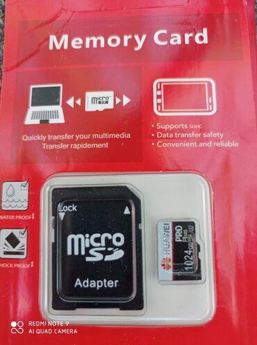 SD карта памяти 1 Тб
