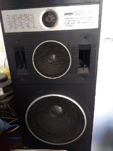 акустические системы taotronics колонка череп в Кыргызстан: Колонки Вега 50 ас 104 8ом . пара звук отличный